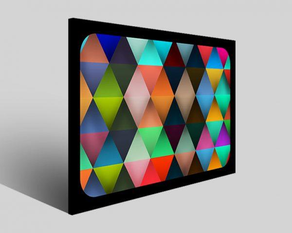 Stampe su tela art 148 quadri astratti canvas