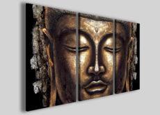 Quadri zen stampe moderne Buddha VI arredamento etnico centro estetico