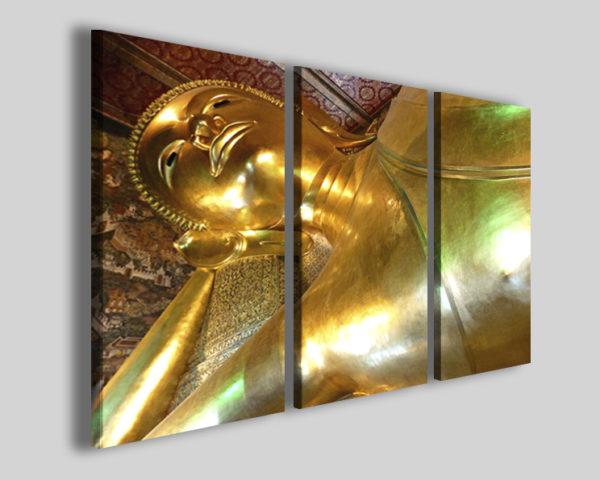 Quadri Buddha V stampe su tela canvas