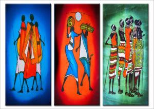 Quadri etnici e africani - Quadri moderni 30ArtGallery