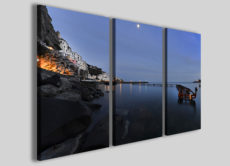Stampe su tela Amalfi vol I quadri moderni della costiera amalfitana