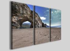 Stampe su tela Arco naturale di Palinuro quadri costiera cilentana