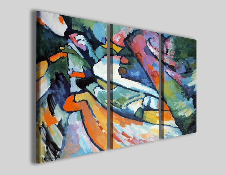 Quadri moderni stampe su tela e dipinti astratti nel mio negozio ...