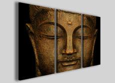 Quadri zen stampa su tela canvas Buddha VII arredamento centro estetico