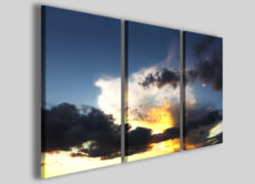 Quadri moderni tramonti art 98 stampe su tela canvas arredo casa moderna
