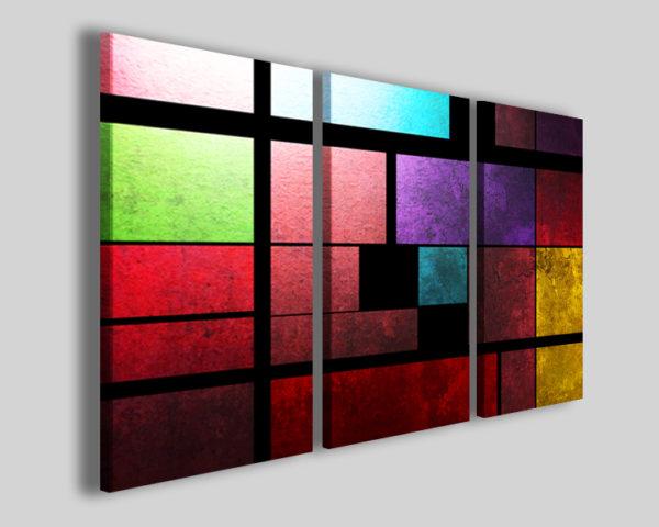 Quadri astratti art 125 stampe moderne