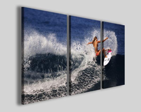Quadri surf art 4221 stampa su tela sport