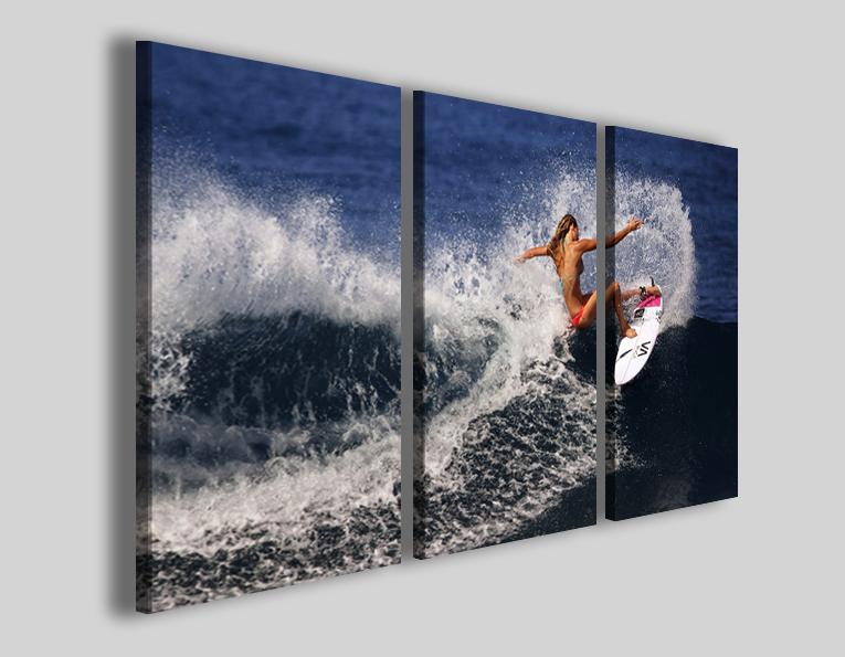 Quadri sport surf