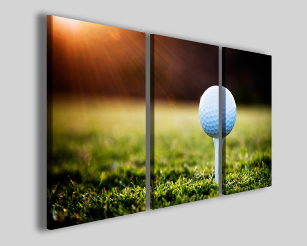 Quadri sport golf art 4232 stampe su tela