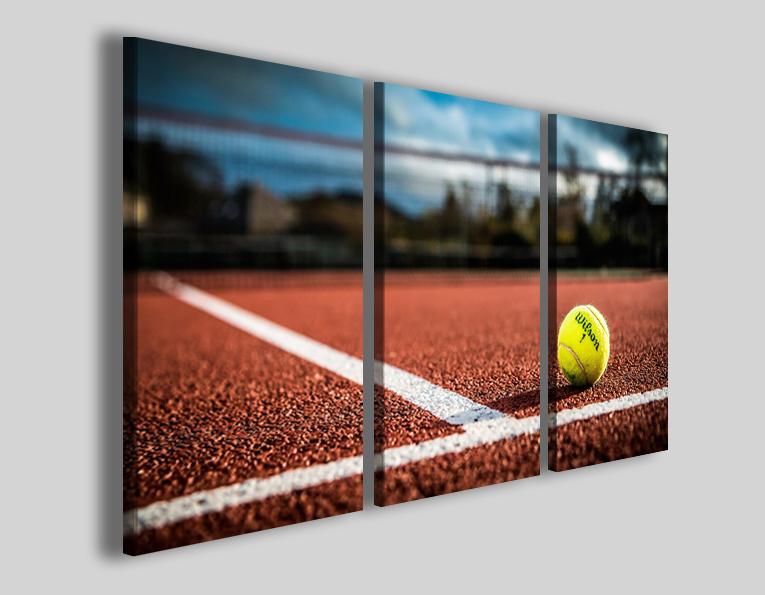 Quadri tennis art 4247 stampe sport