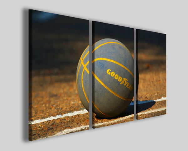 Quadri sport basket art 4249 stampa stu tela canvas