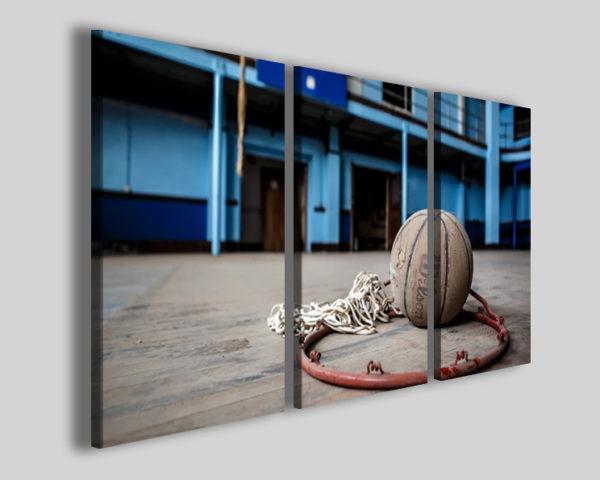 Quadri basket art 4250 stampe sport su tela