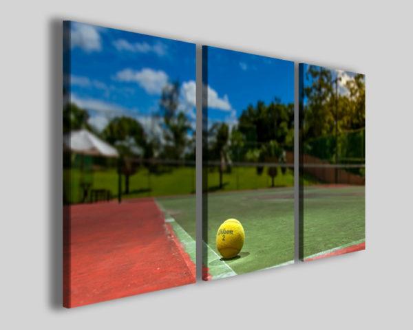 Quadri tennis art 4251 stampe sport su tela canvas