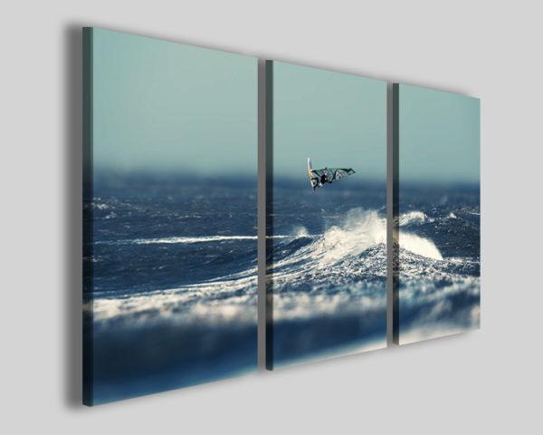 Quadri windsurf art 4253 stampe sport su tela canvas