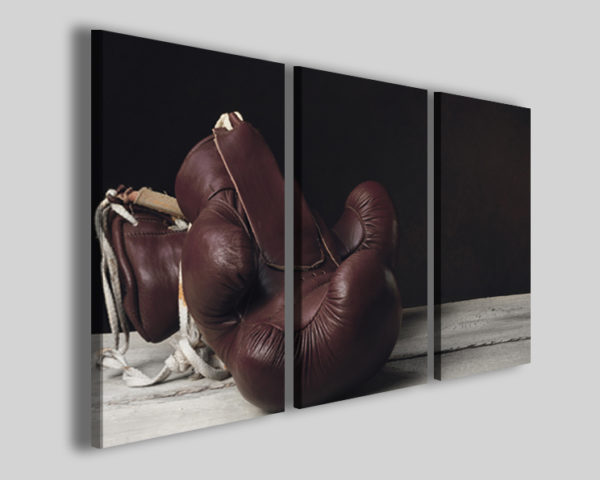Quadri boxe sport art 4258 stampe moderne palestra