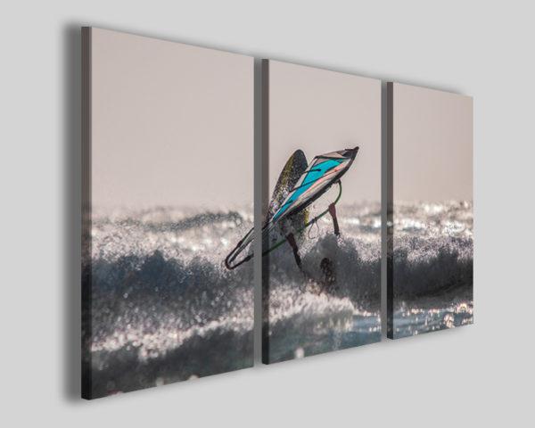 Quadro windsurf art 4265 stampe moderne