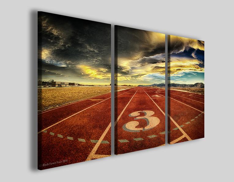 Quadri sport art 4266 stampe sport su tela