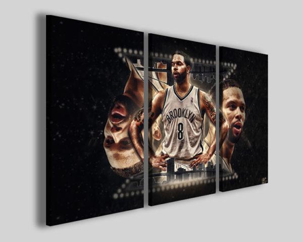 Quadro basket art 4270 stampe moderne nba