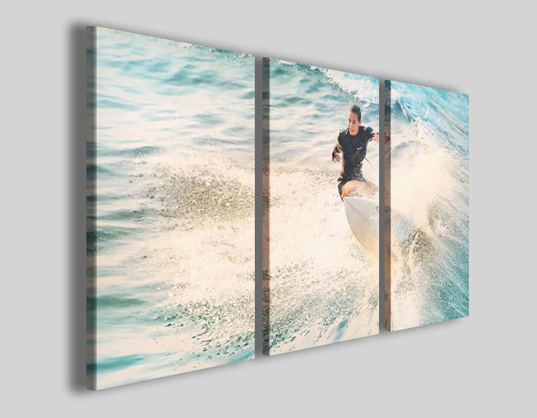 Quadri sport surf art 4296 stampe su tela