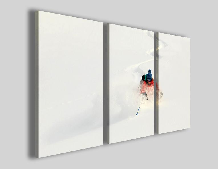 Quadri sport sci art 4310 stampe su tela