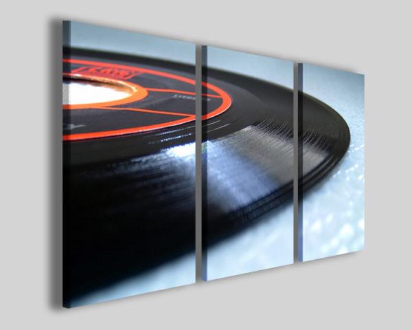 Quadri musica 45 Rpm stampe moderne disco, bar, pub
