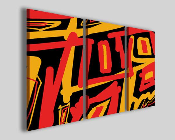 Quadri astratti Abstract I stampe moderne su tela