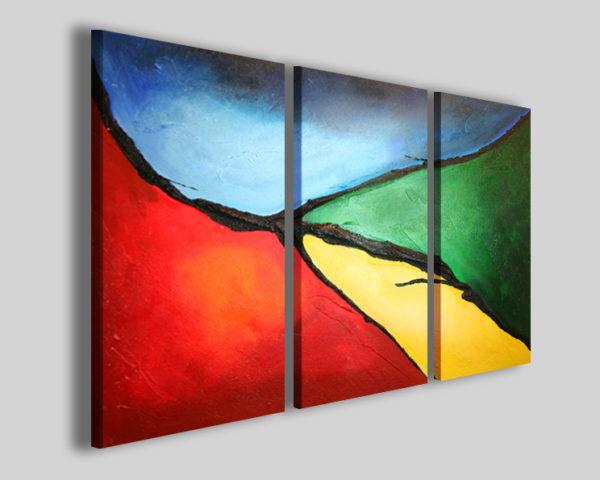 Quadri astratti Abstract I stampe canvas