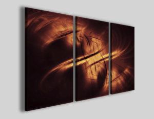 Quadri astratti Background design stampe astratte su tela