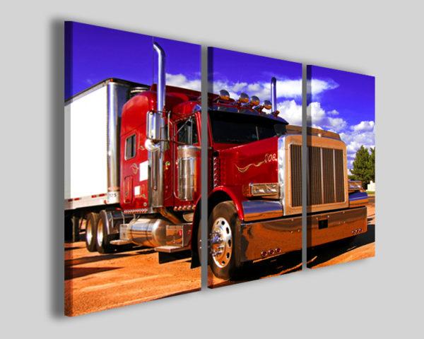 Quadri moderni Big Tir stampe camion