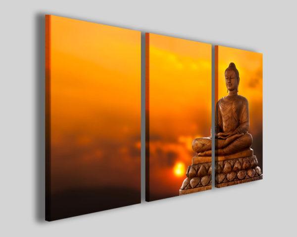 Quadri Buddha IX stampe su tela canvas