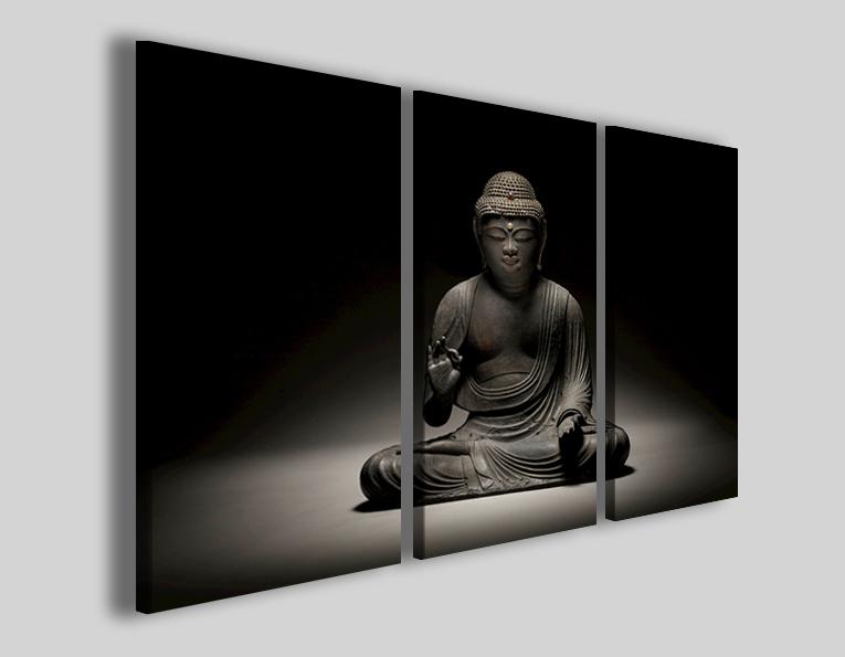 Quadri Buddha VIII stampe su tela