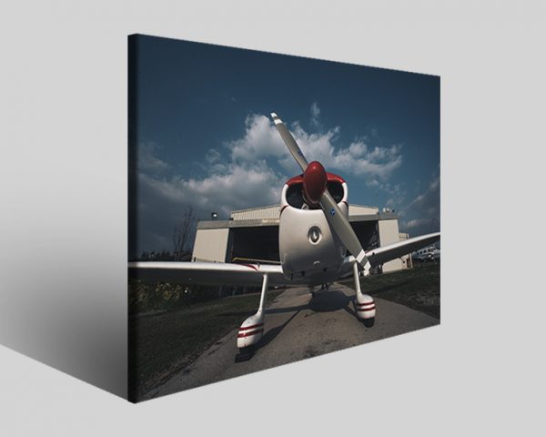 Stampe su tela Cap10 I quadro aereo