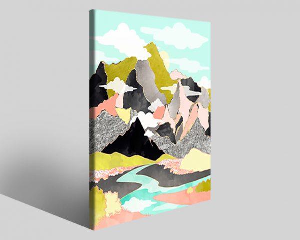 Foto canvas Design 805 stampa su tela