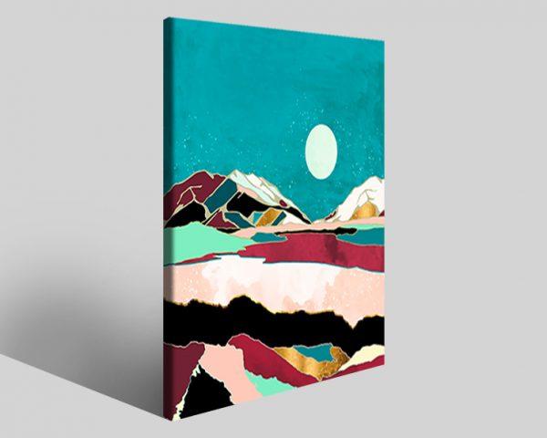 Foto canvas Design 806 stampa su tela