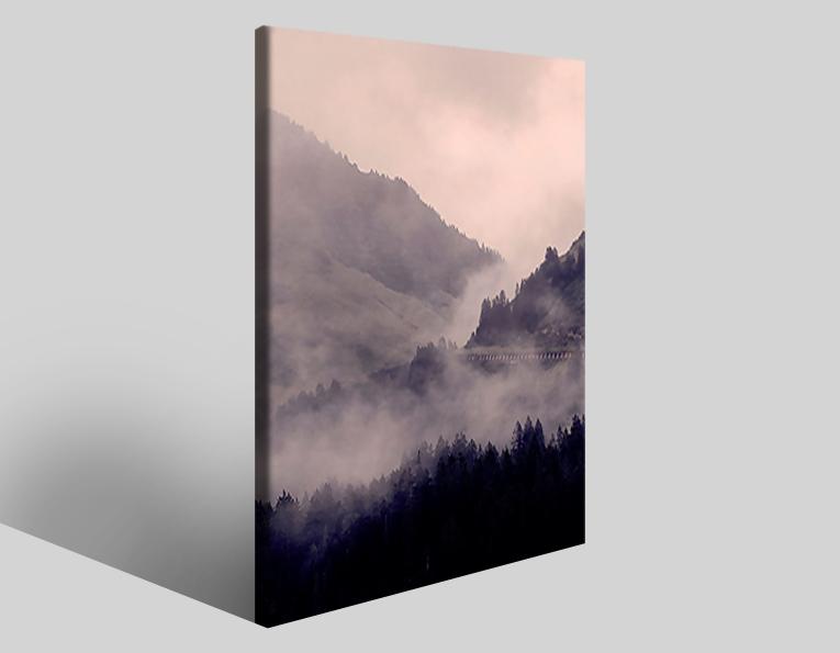 Quadro moderno Design 81 stampa su tela