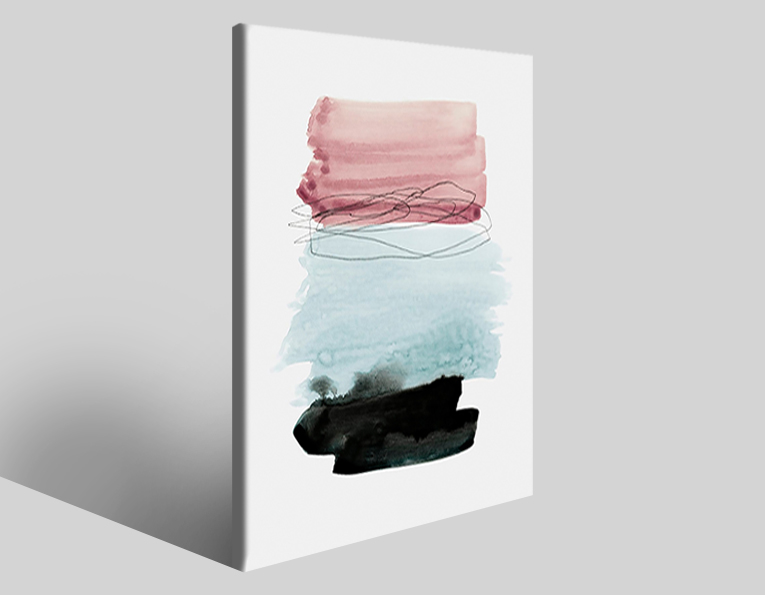 Foto canvas Design 849 stampa su tela