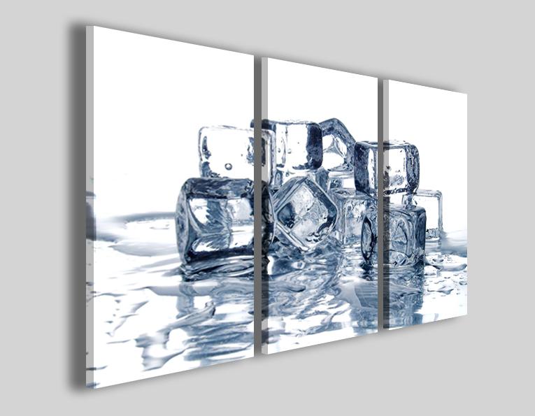 Quadri per pub e bar Ice cub arredamento stampe