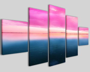 Quadro panorama Lineclod immagini stampe tela