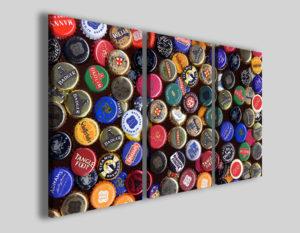 Quadri moderni Model beer stampe su tela birra