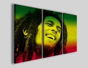 Quadri Bob Marley stampe famose immagini