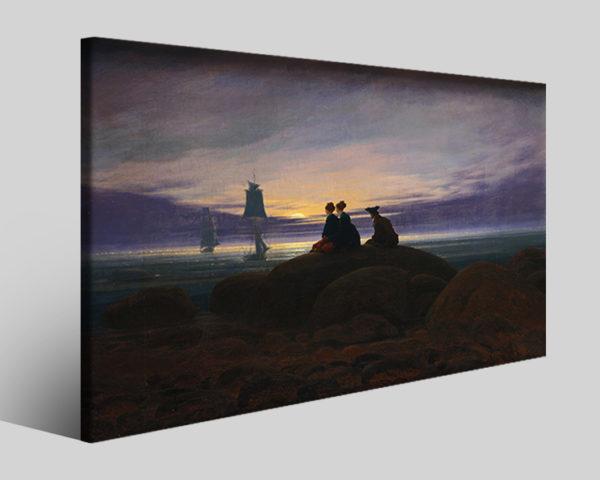 Quadri Caspar David Friedrich art XI riproduzioni famose