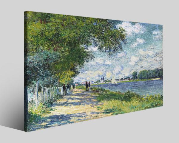 Quadri famosi Claude Monet art I stampe famose su tela