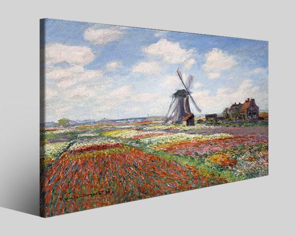 Quadri famosi Claude Monet art XI stampe famose su tela