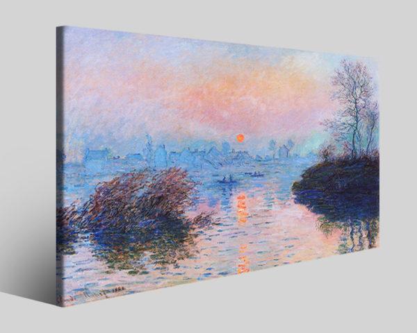 Quadri famosi Claude Monet art XIII stampe famose su tela