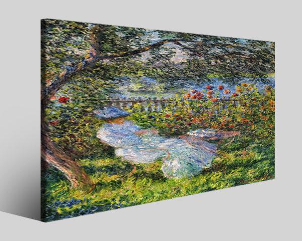 Quadri famosi Claude Monet art XIV stampe famose su tela