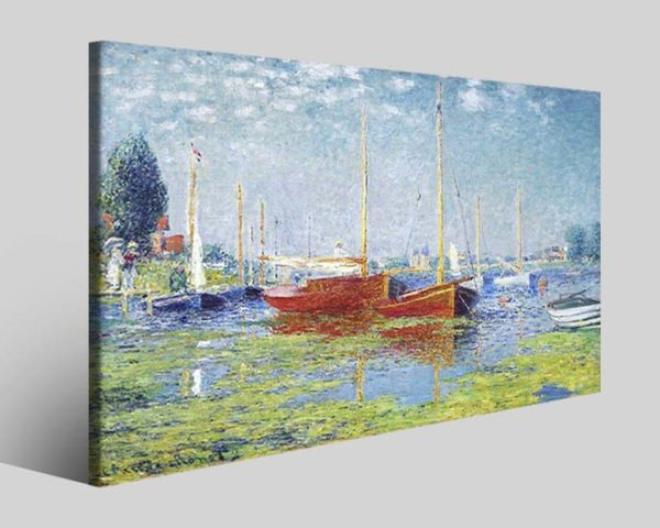 Quadri famosi Claude Monet art XV stampe famose su tela