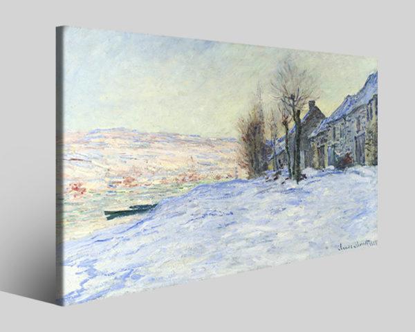 Quadri Claude Monet art XVI stampe famose su tela