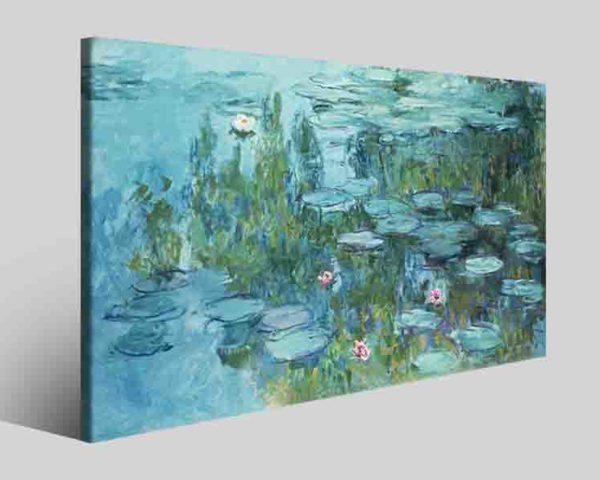 Quadri famosi Claude Monet art XIX stampe famose su tela