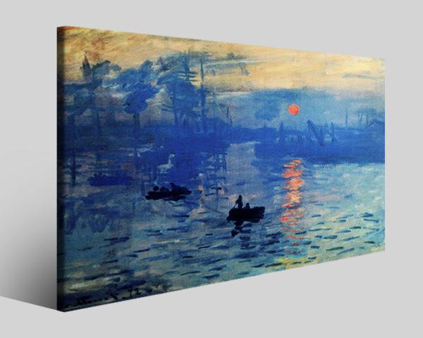 Quadri Claude Monet art XX stampe famose su tela