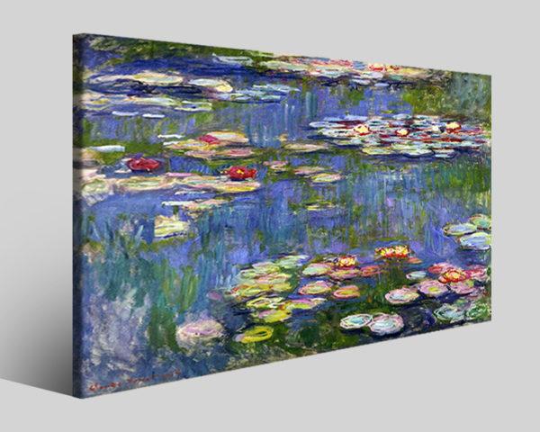 Quadri Claude Monet art XXI stampe famose su tela